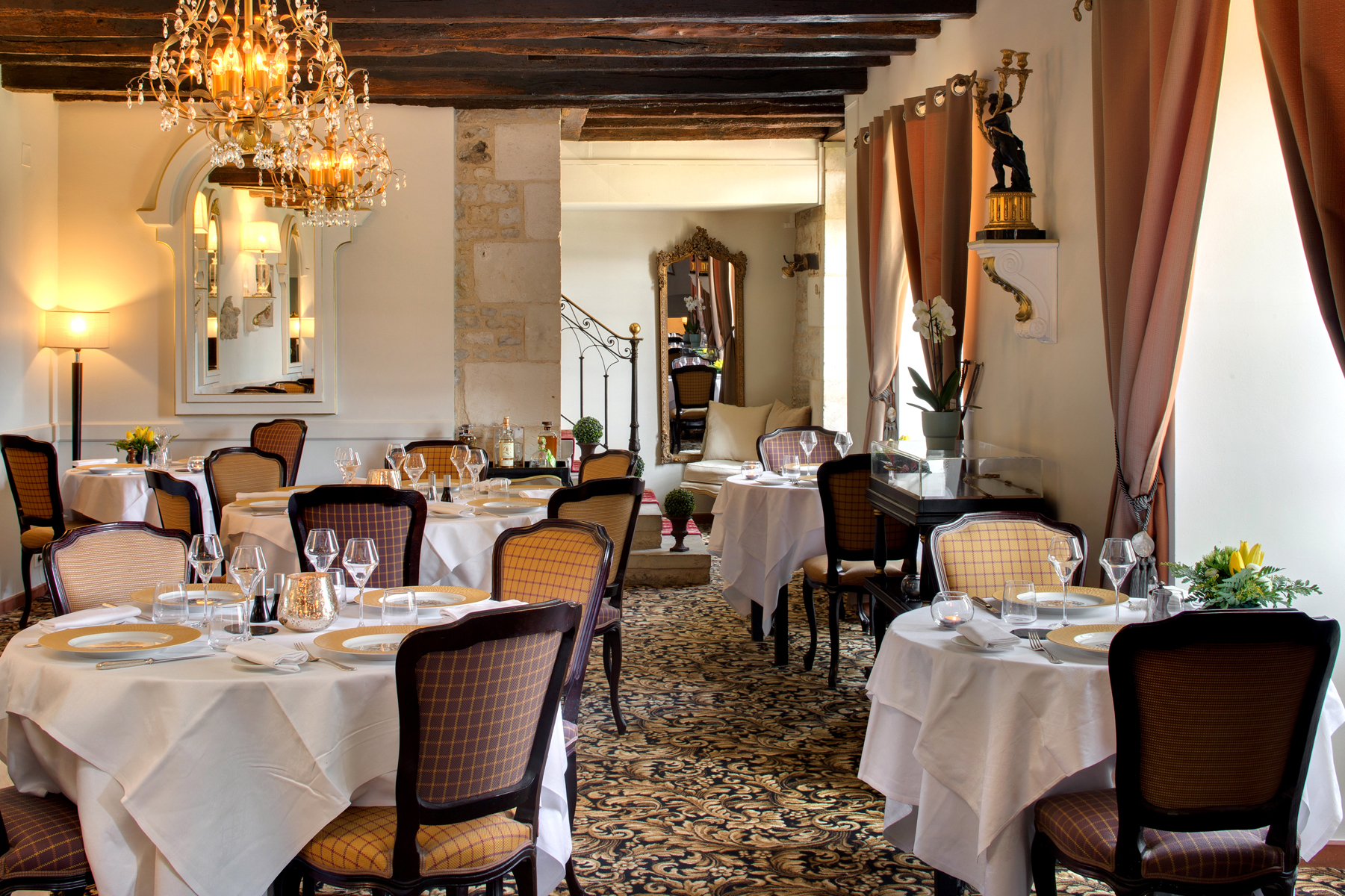 Hôtel Saint-Martin | In Nouvelle Aquitaine, 20 minutes from Niort, France | Weddings & Events