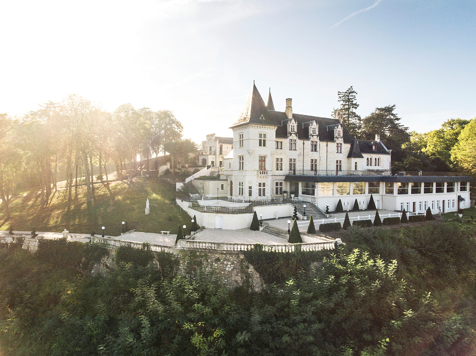 Château le Prieuré **** | hotel in Angers France |  Weddings | Younan Collection