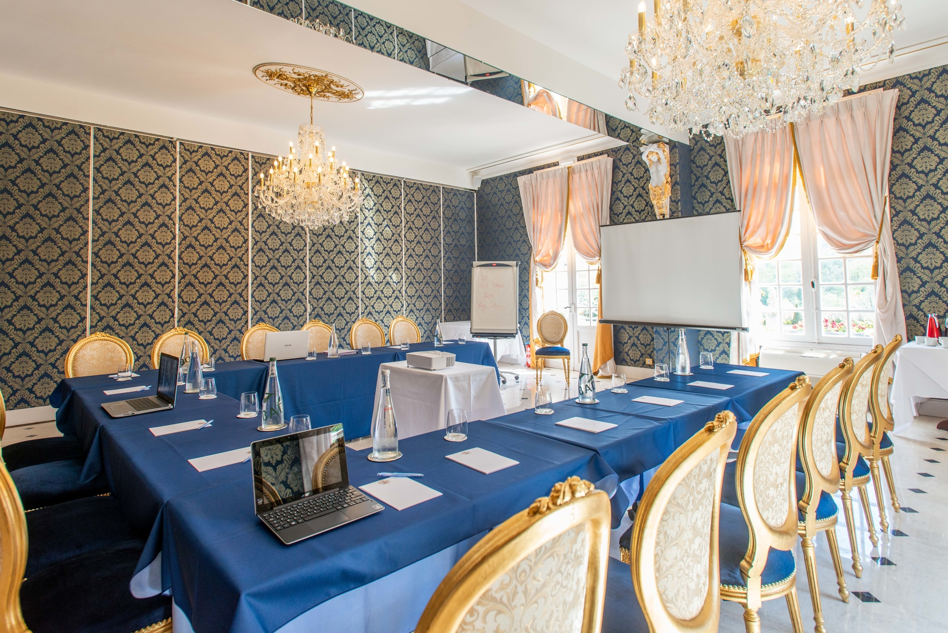 Meeting rooms in France and Europe | Grande Maison Younan Collection