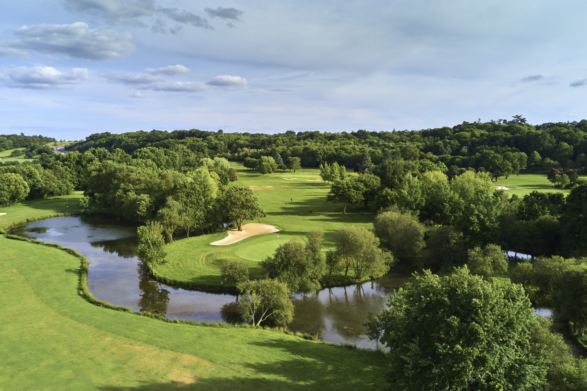 Golf courses in France | Grande Maison Younan Collection